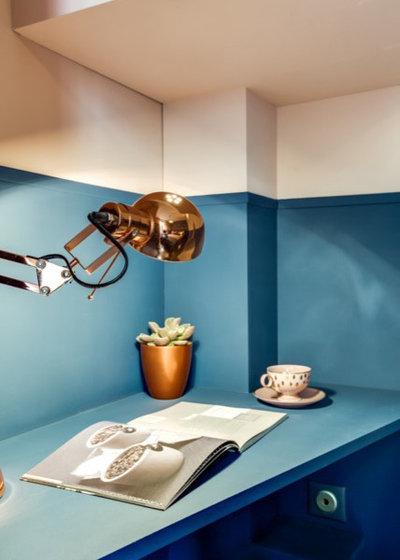 コンテンポラリー ホームオフィス・仕事部屋 by Archi Design