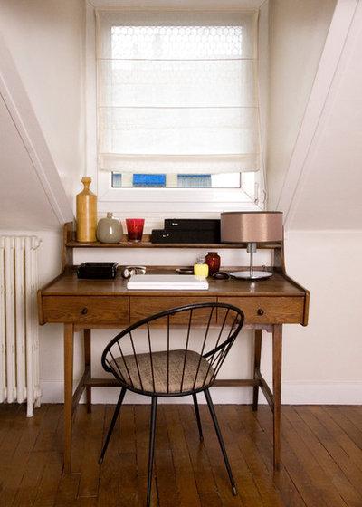 voilage fenetre chien assis. Black Bedroom Furniture Sets. Home Design Ideas
