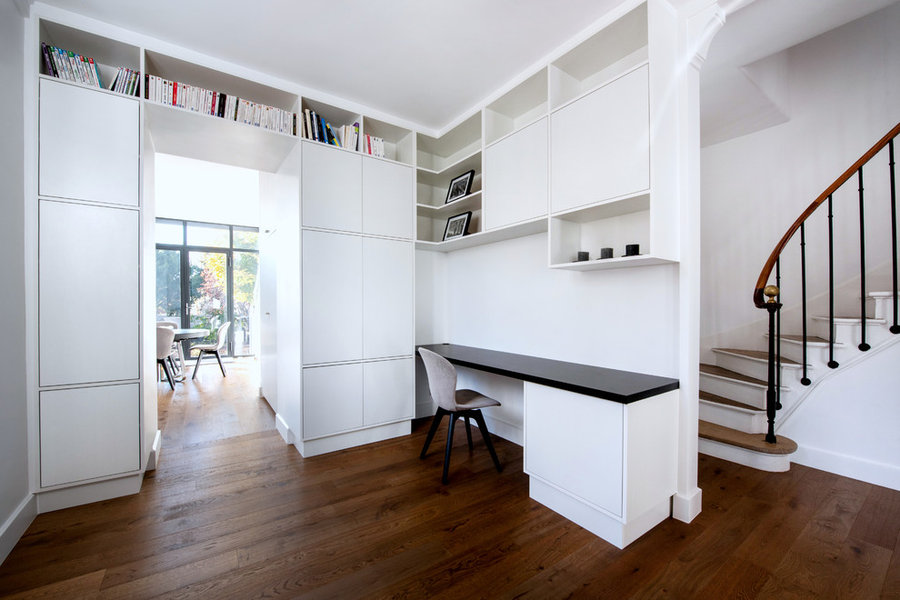 Bureau/Bibliothèque - Rueil Malmaison