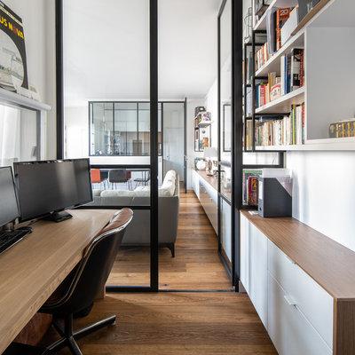 Contemporain Bureau à domicile by Hedre