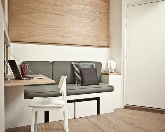 compact living spaces | houzz