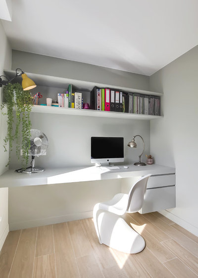 10 must have pour un bureau d ado for Grand bureau moderne