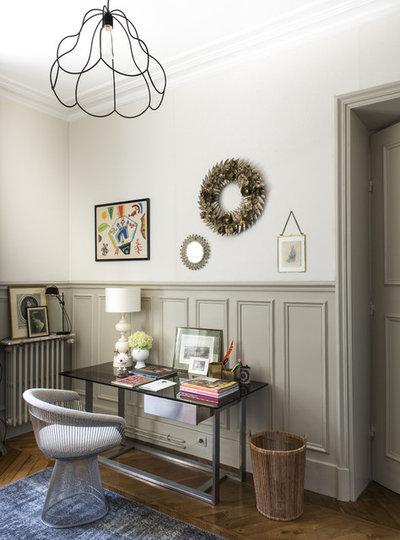 Éclectique Bureau à domicile by d.mesure - Elodie Sire