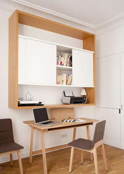 kleine schreibtische und sekret re. Black Bedroom Furniture Sets. Home Design Ideas