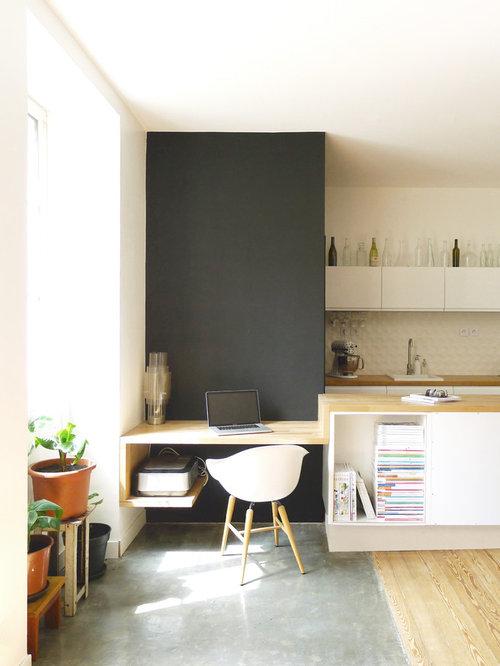 Modernes arbeitszimmer  Moderne Arbeitszimmer in Nantes Ideen, Design & Bilder | Houzz