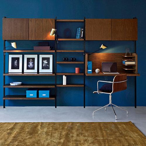 Bureau moderne photos et id es d co de bureaux - Idee deco pour bureau professionnel ...