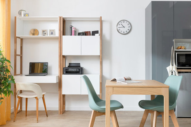 Scandinave Bureau à domicile by Francisco LOPEZ | FEEL INTERIEUR