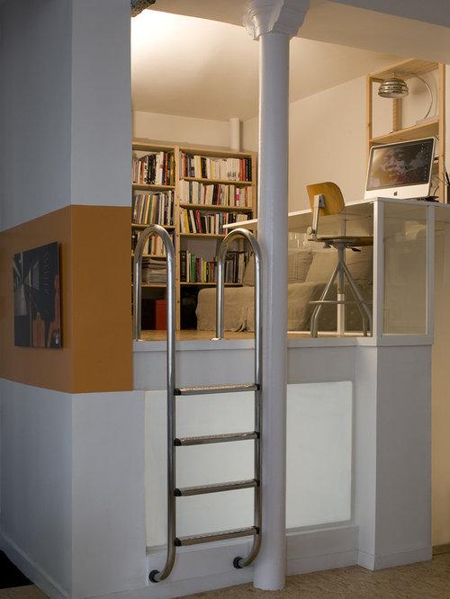 Appartement loft belleville paris xi for Appartement loft paris