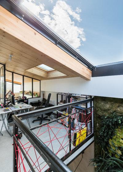 Contemporain Bureau à domicile by Stanislas Ledoux