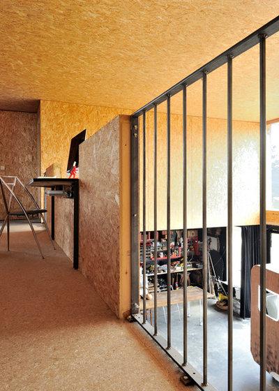 Industriel Bureau à domicile by Fabien Perret et associés architecte