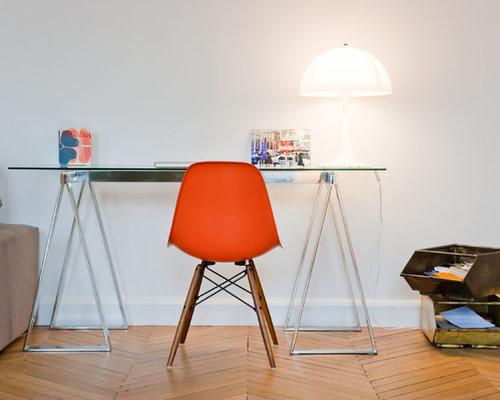Bureau photos et id es d co de bureaux for Petit bureau contemporain