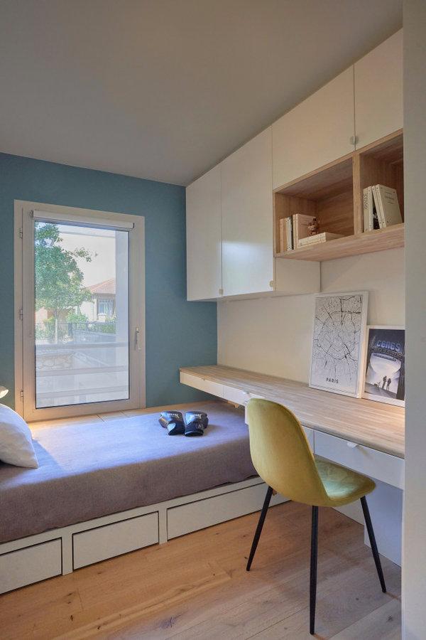 Réaménagement d'un appartement à Versailles