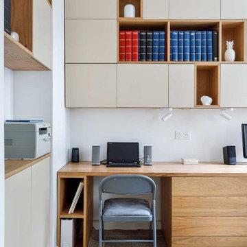 Rénovation complète 22 m2 de la pièces de vie