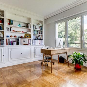 Rénovation d'un appartement de 150m2 à Ville d'Avray