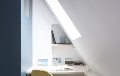 Picture Perfect: 40 Nooks and In-Between Spaces Made Useful