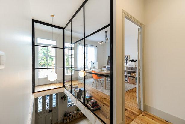 Contemporain Bureau à domicile by Vicenzidesign