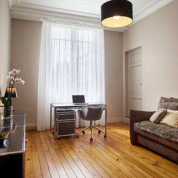 Rénovation et aménagement d'un Appartement de luxe.