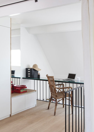 Contemporary Home Office by atelier daaa
