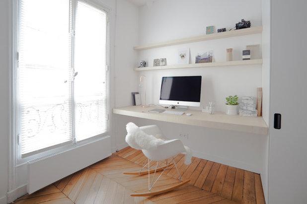 6 ideas sencillas y singulares para amueblar el despacho for Amueblar despacho casa