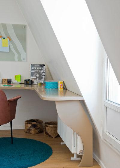 Contemporain Bureau à domicile by Julien CLAPOT