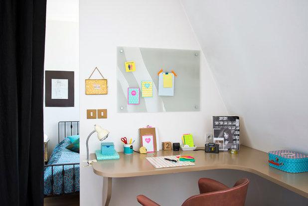 Éclectique Bureau à domicile by Julien CLAPOT