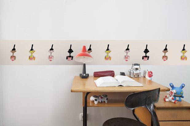 Scandinave Bureau à domicile by Le papier peint