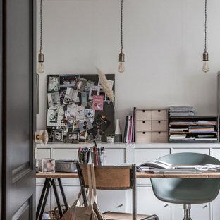 Inspiration pour un bureau design.
