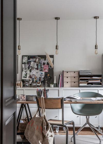 Contemporain Bureau à domicile by Marque de Fabrik
