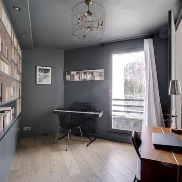 Transformation de bureaux en habitation