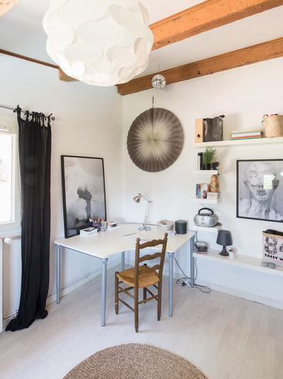 Contemporain Bureau à domicile by Jours & Nuits
