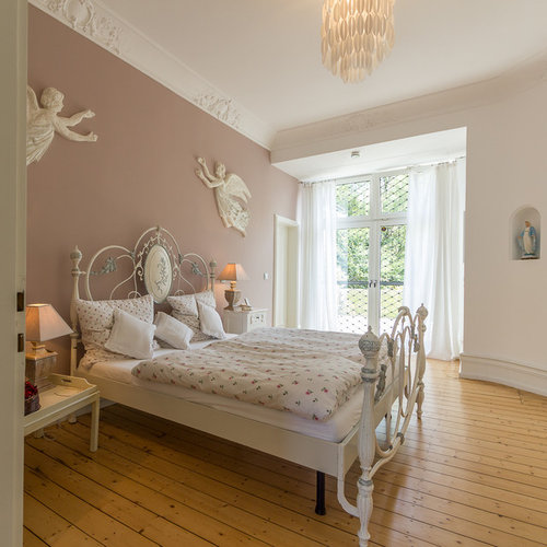 Moderne Schlafzimmer Altbau - Ideen & Design  HOUZZ