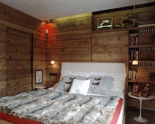Camere da letto in montagna foto e idee - Camere da letto di montagna ...