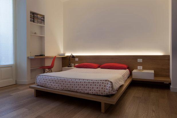 Le case di houzz due appartamenti in uno per una famiglia - Sesso in camera da letto ...