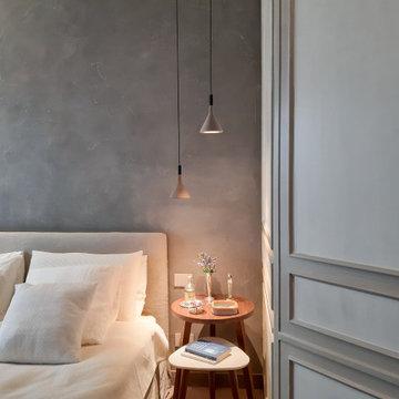 Appartamento a Milano_tra classico e contemporaneo