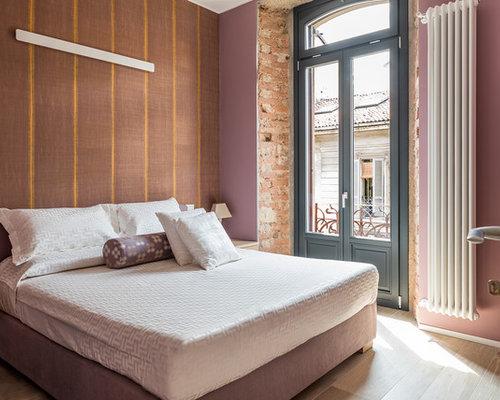 Camera Da Letto Con Pareti Rosa : Pareti per camere da letto. stunning camera da letto con pareti