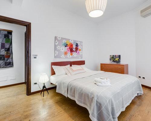 Camera Da Letto Arredata In Bianco Ed Oro: Camera da letto minimal come arredare la consigli.