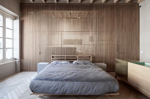 Современный Спальня by Davide Galli - Fotografo