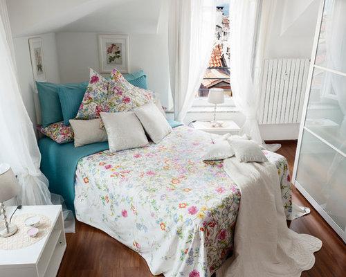 Camera da letto shabby-chic style - Foto e Idee per Arredare