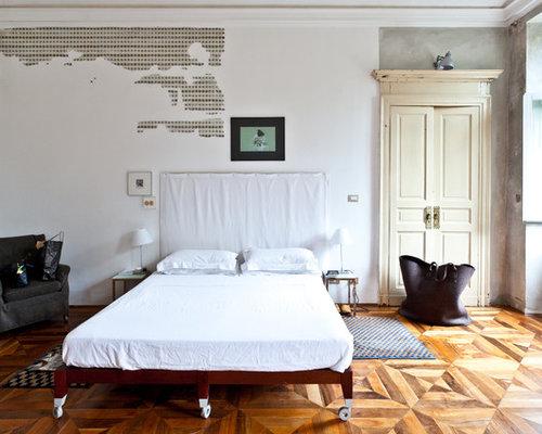 Idee e foto di camere da letto eclettiche