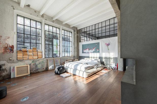 Industriel Chambre by Ramona Balaban photography