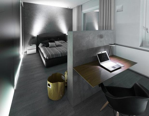 Contemporary Bedroom by LOFT88