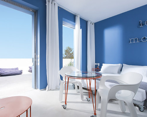 Pittura per camere da letto moderne idee per interior - Idee camera da letto moderna ...