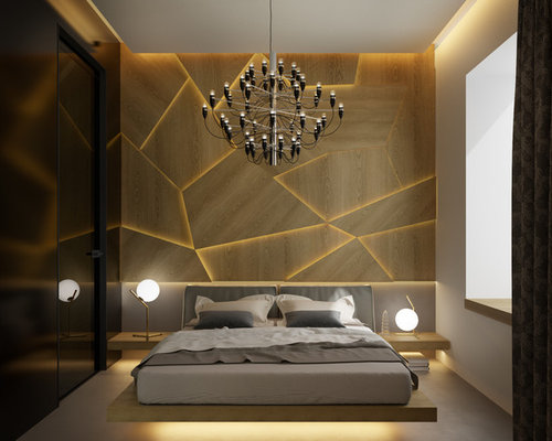 brown and best design bedroom. Bedroom  Small Modern Master Limestone Floor And Gray Bedroom Idea With Brown Walls Houzz 50 Best Modern Pictures Design