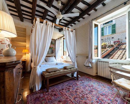 Camere da letto foto e idee for Camera padronale di campagna francese