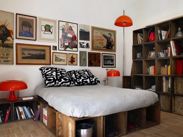 Camera Da Letto E Studio : Un tocco d amore per la camera da letto con opere arte