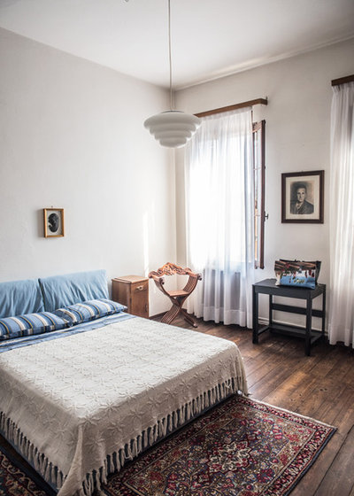 Eclectic Bedroom by Giacomo Cosua