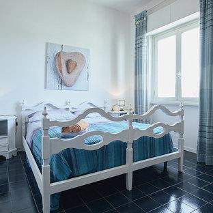 Immagine di una camera da letto al mare