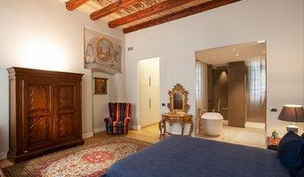 Camera matrimoniale con bagno | 30 mq