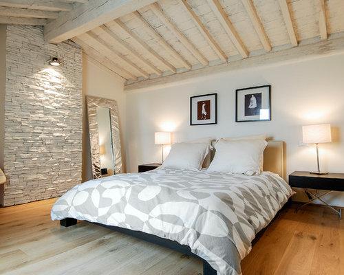 Camera da letto moderna foto e idee per arredare for Camere da letto bianche moderne