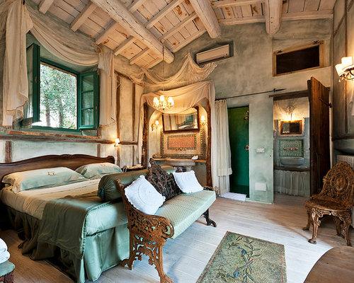 Camera da letto in montagna foto e idee per arredare - Camera da letto montagna ...